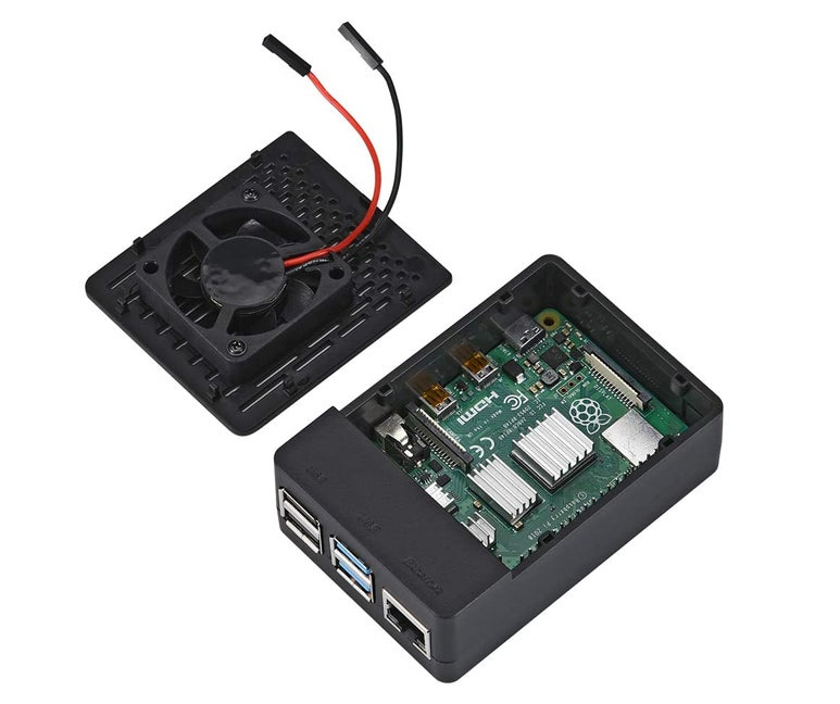iUniker Raspberry Pi 4 Case
