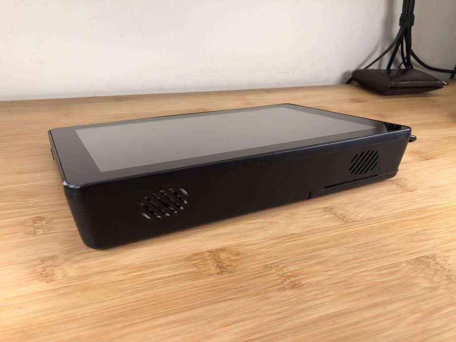 Raspad speakers