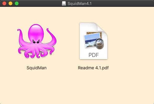 SquidMan download on macOS