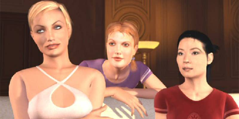 charlies angels worst video game