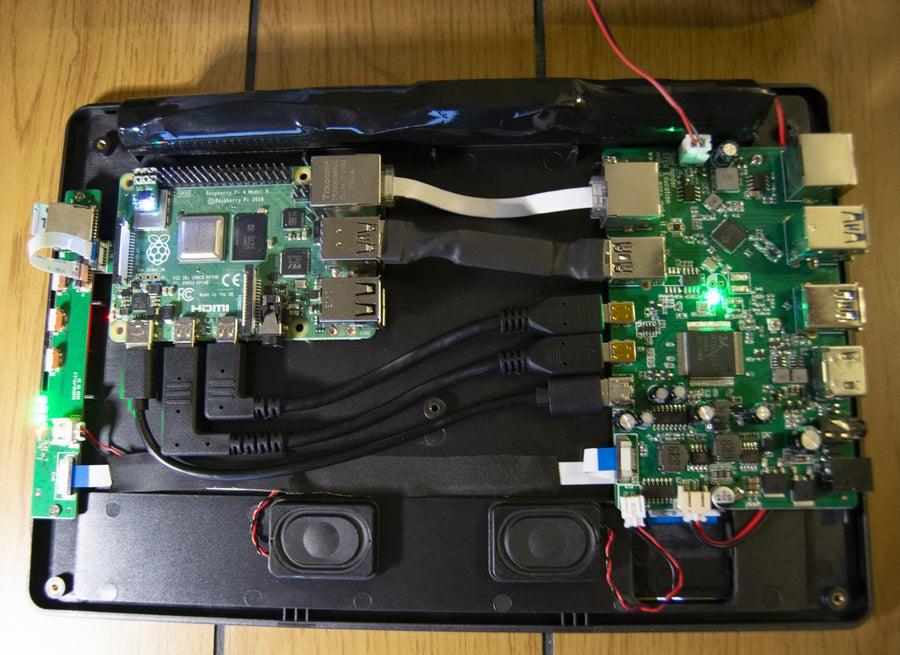 RasPad 3 Assembly