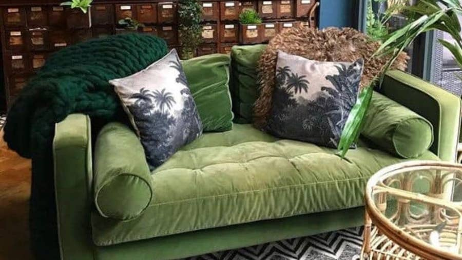 Boho Couch