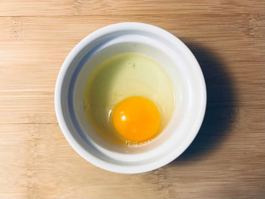 Egg in Ramekin