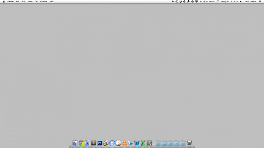 How to Fix Your Mac's Gray Desktop Background Image Issue