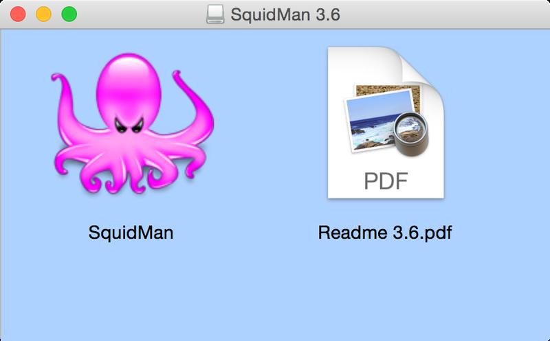Install SquidMan