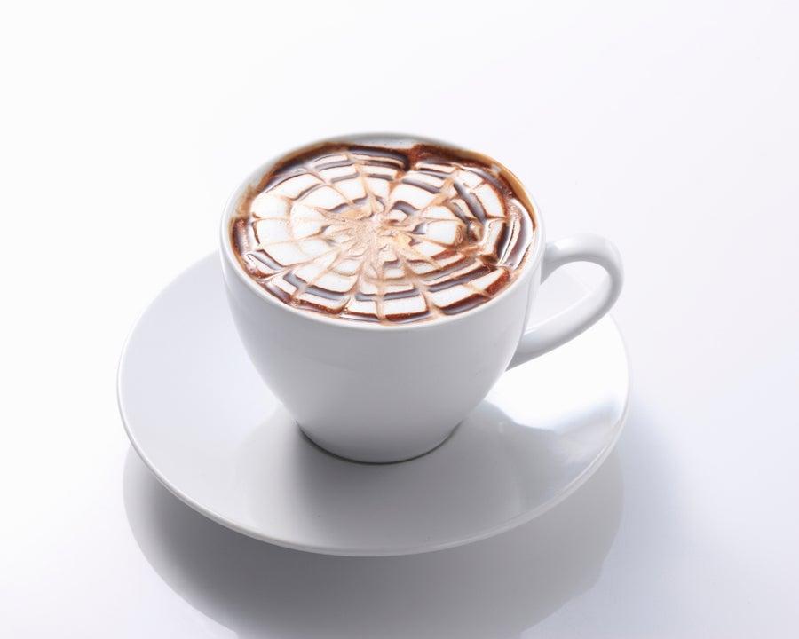 Cafe mocha.