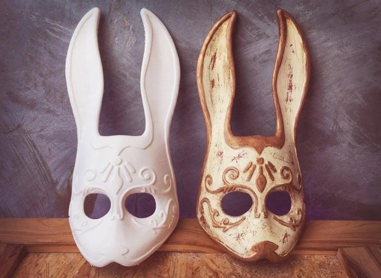 Splicer Bunny 3D printed mask