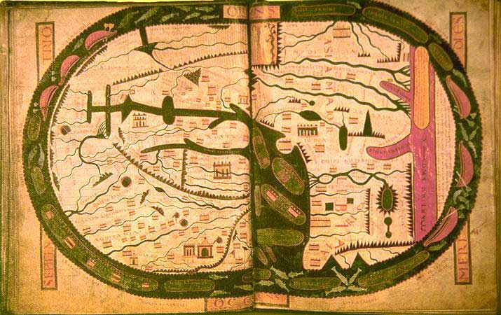 beatus t and o map