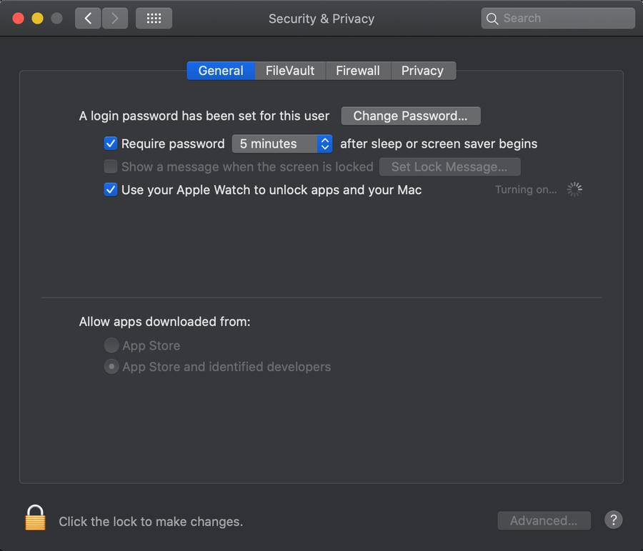 Unlock 1Password with Apple Watch: Adjust Security Settings