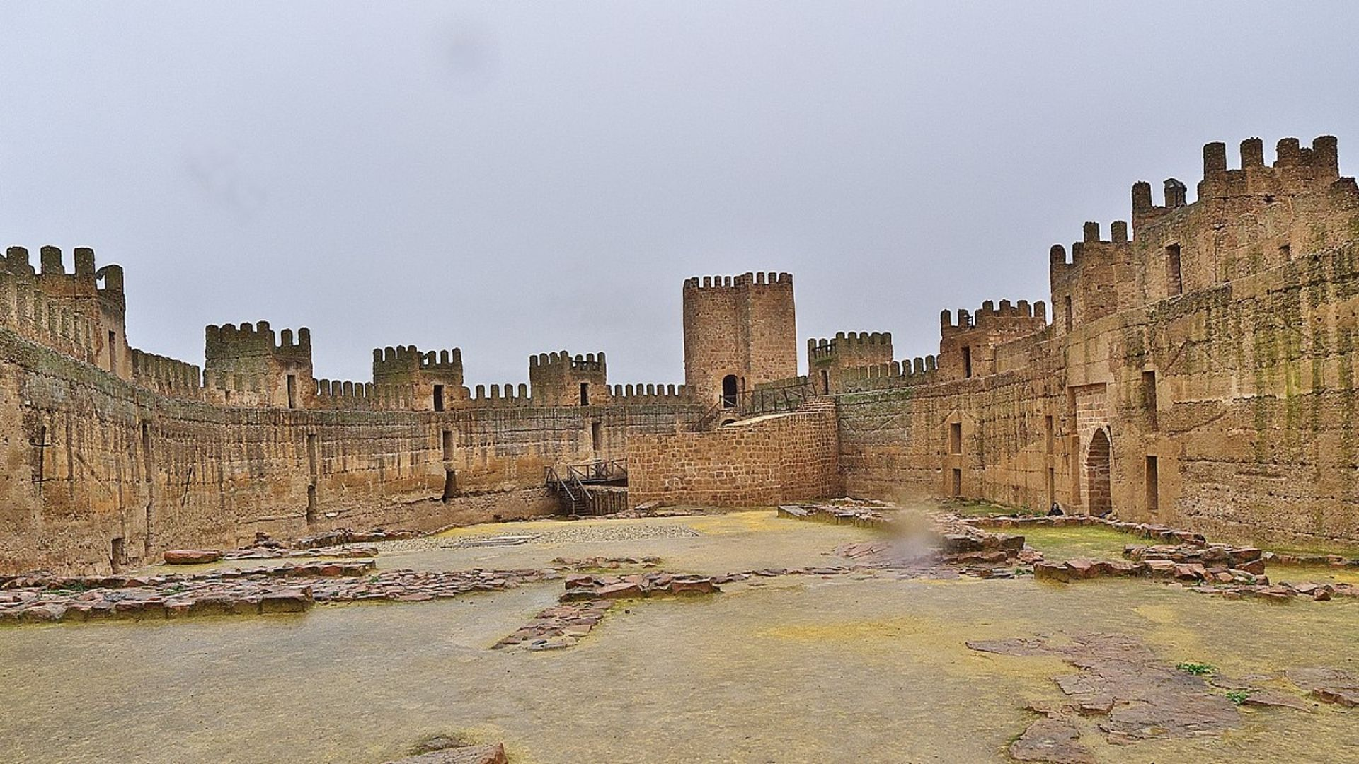 Burgalimar Castle