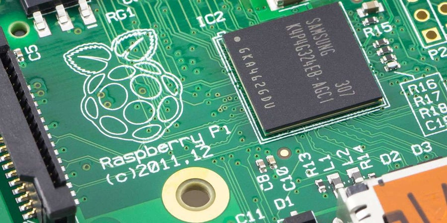 Raspberry Pi Default Username and Password