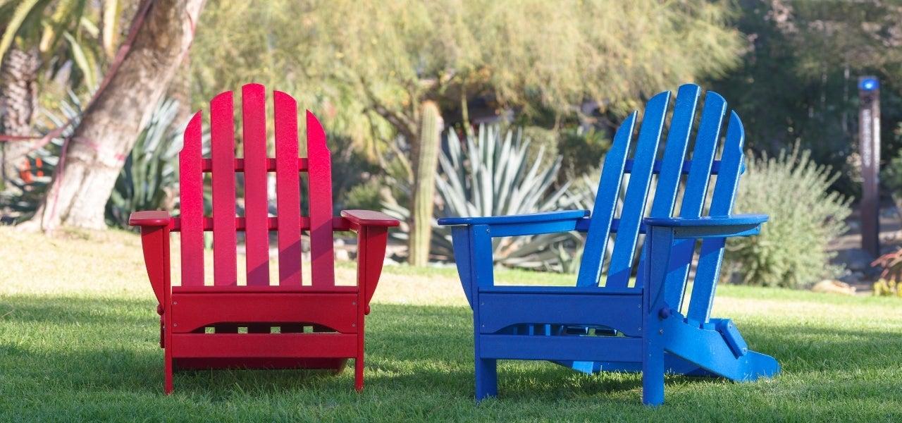 adirondack style seating chairs