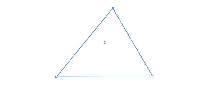 Triangle in InDesign