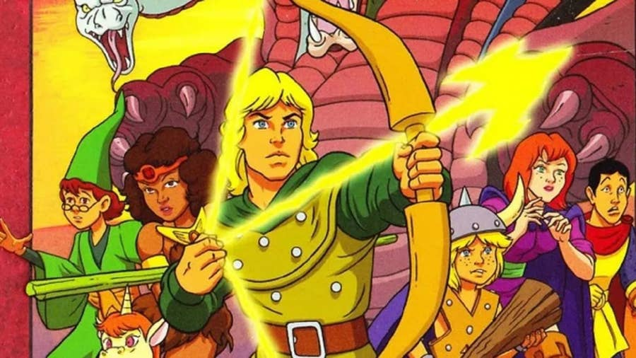 Dungeons & Dragons (1983 - 1985)