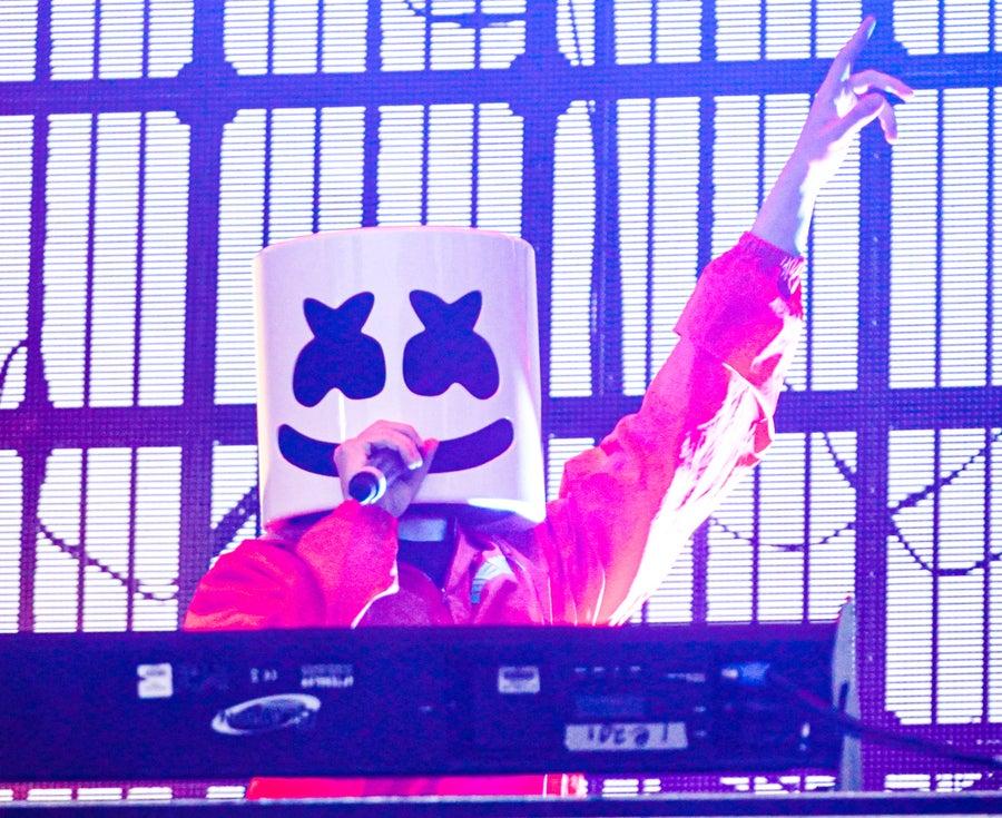 Ninja at Pride Festival