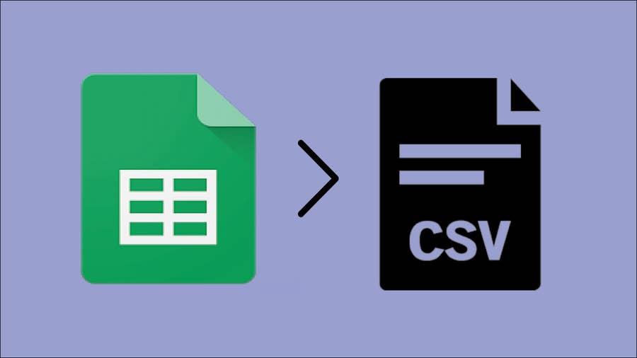 Google Spreadsheet to CSV