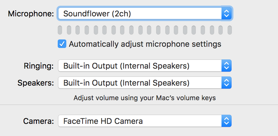 How to add a noise gate to Skype (Mac or PC) - howchoo