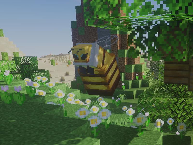 queen bee minecraft mod