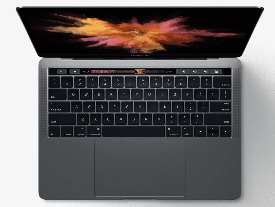 The Fastest Way to Lock Your Screen on a Touch Bar MacBook