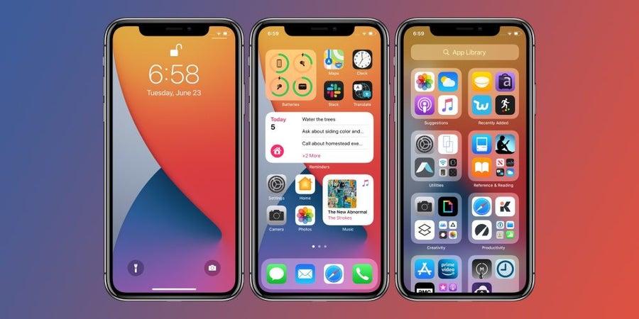 New Widgets iOS 14 iPhone