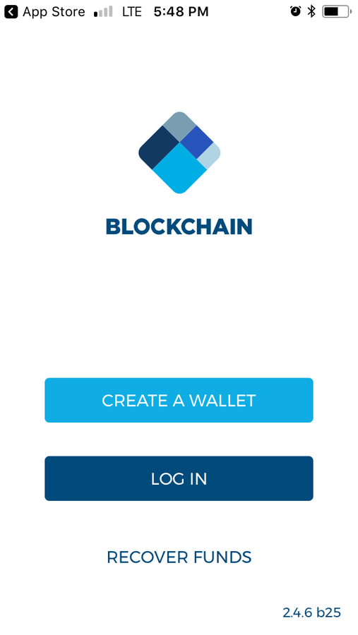 "Click ""Create a Wallet"""