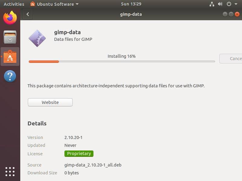Ubuntu DEB Install