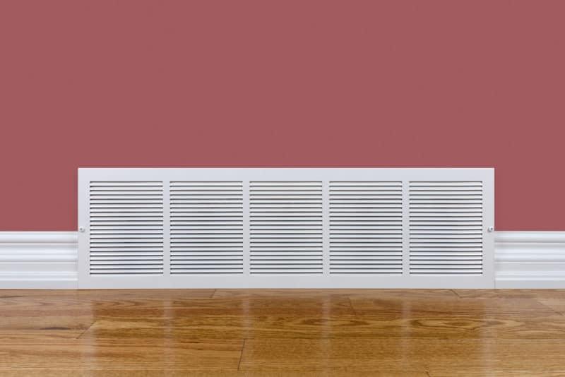 air vents white