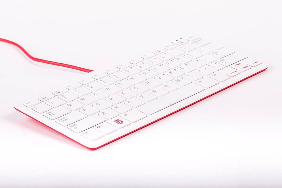 Official Raspberry Pi keyboard