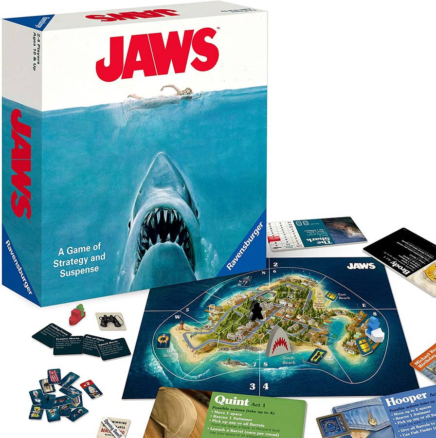 Jaws: The Game
