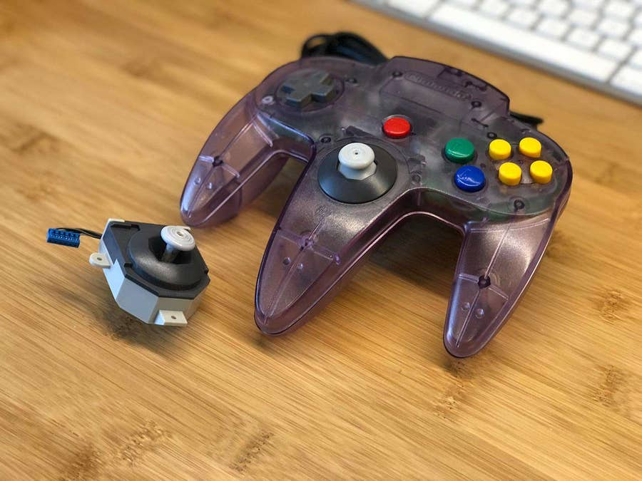 Reassemble the controller