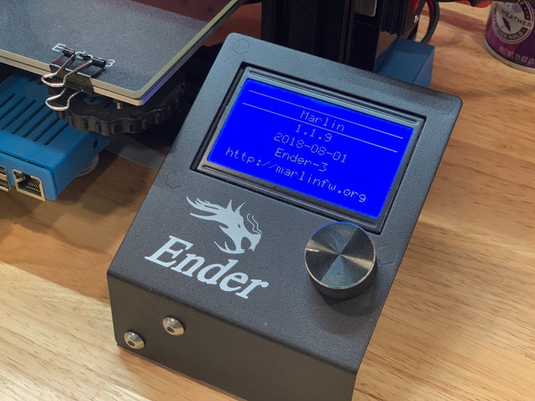 Marlin firmware on the Ender 3