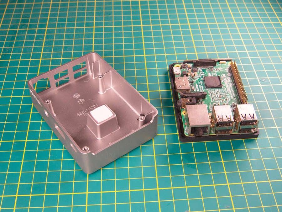 Flirc Raspberry Pi Case