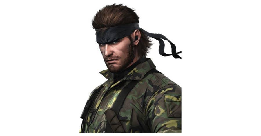 Big Boss Metal Gear