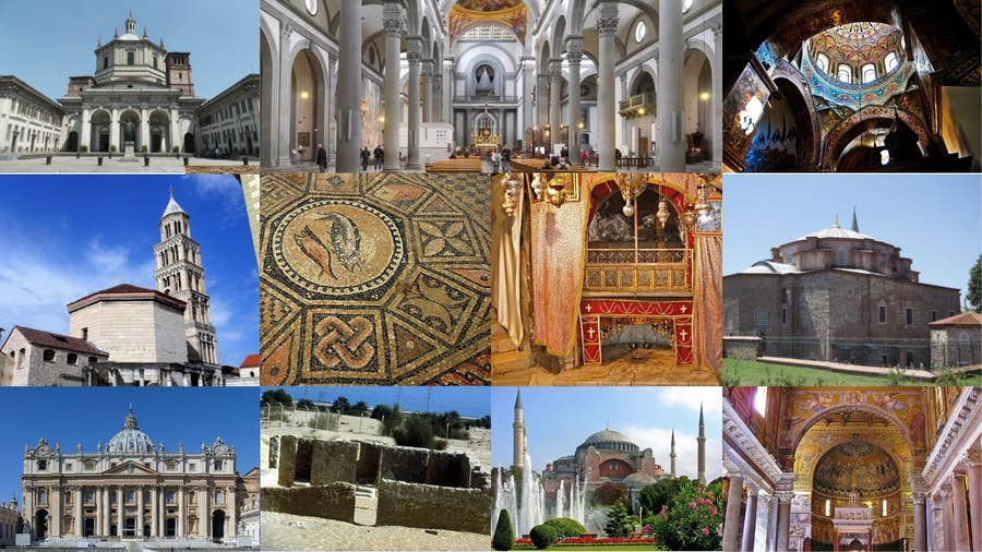 15 Oldest Cathedrals in the World