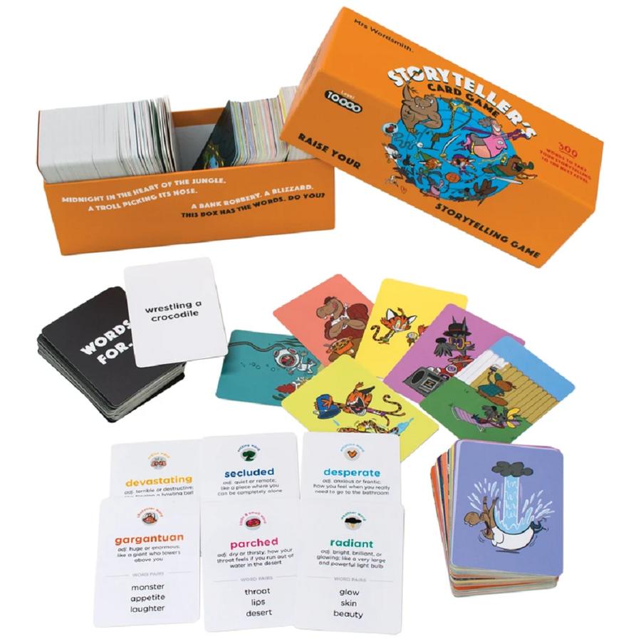 Storyteller's Card Game (2020)