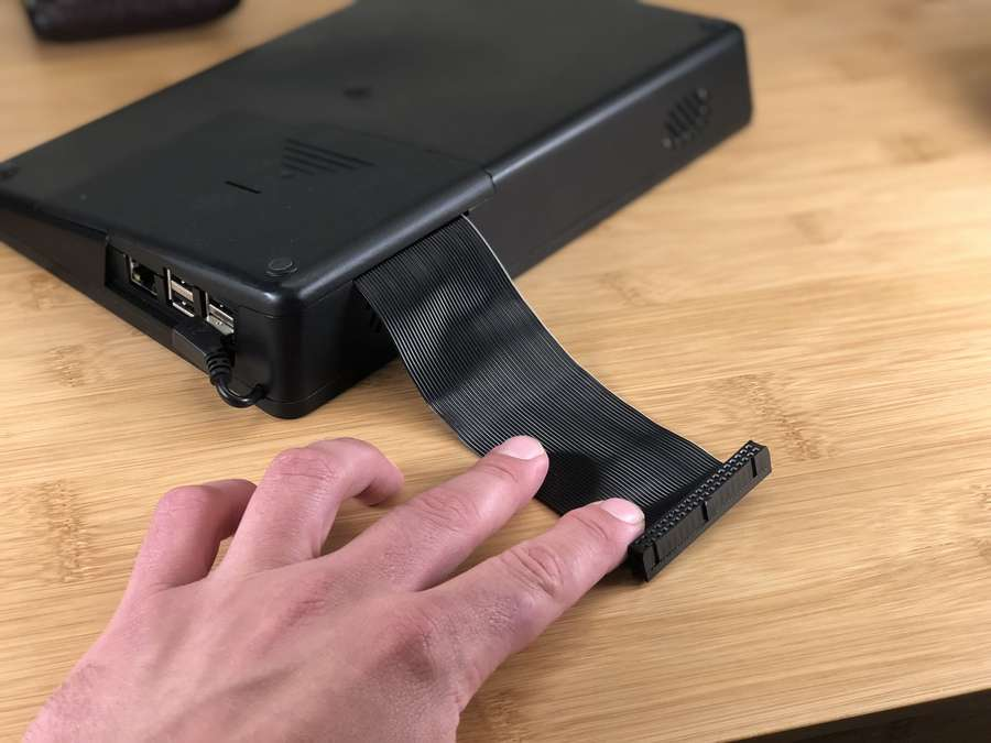 Raspad GPIO access