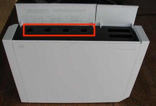 GameCube Controller Ports