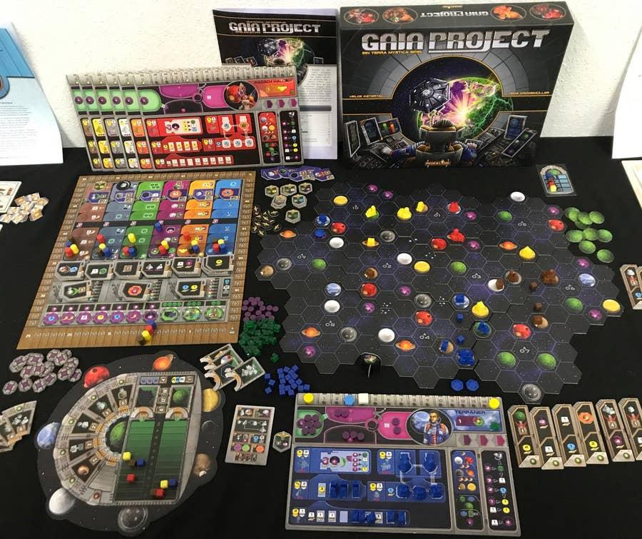 Gaia Project (2017)