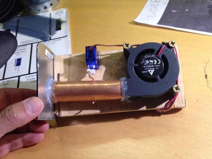Pit probe for HeaterMeter