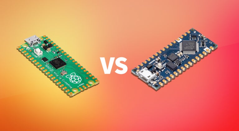 Pico vs Arduino Nano Every