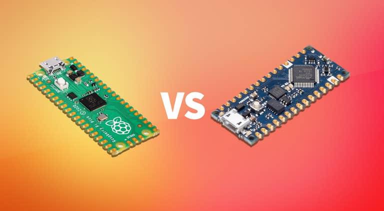Pico vs Arduino Nano Every