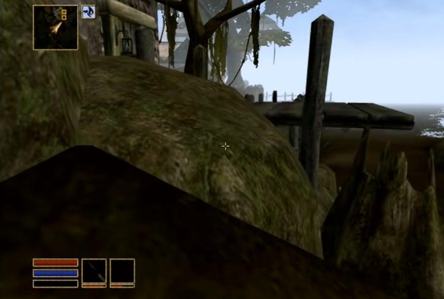 Elder Scrolls 3: Morrowind Gameplay