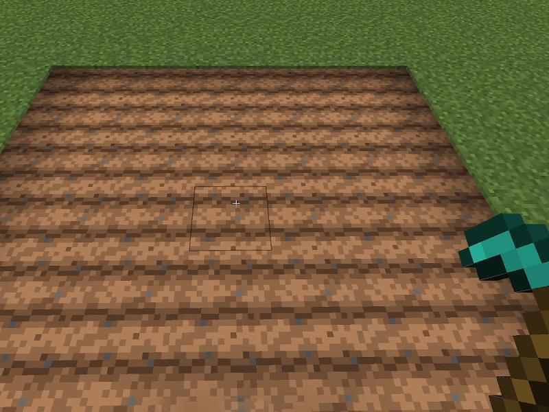 hoe tweaks minecraft mod