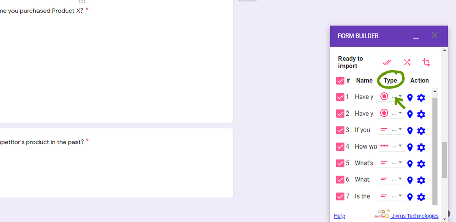 form builder addon import questions google forms