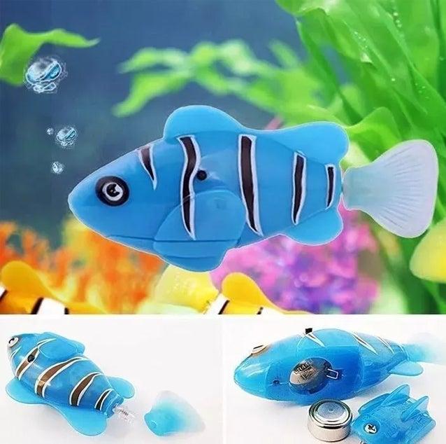 Pet Fish Robot