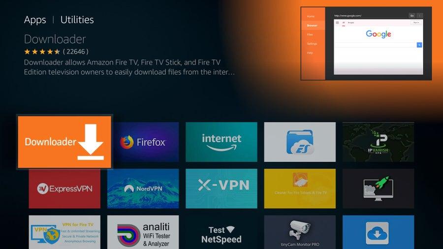 firestick downloader app