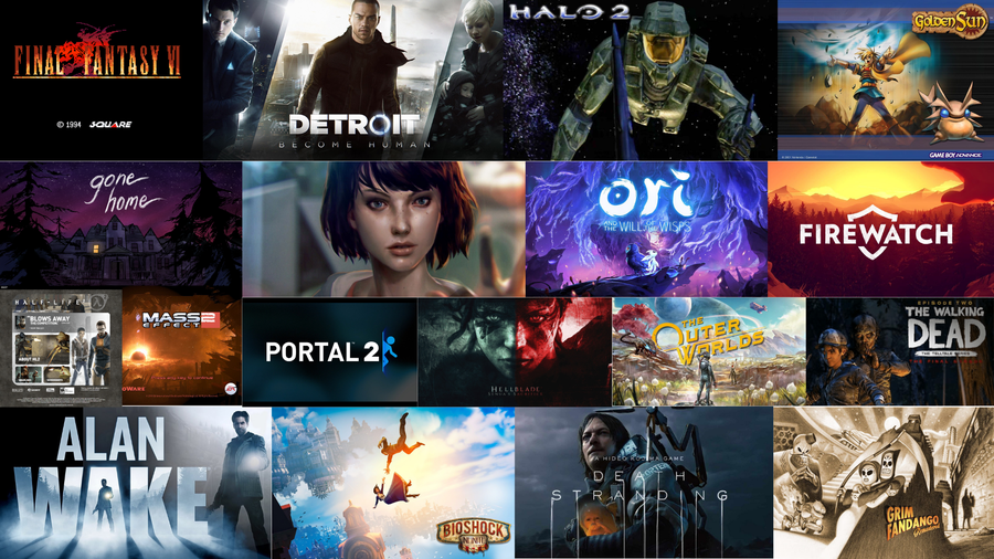 30 of the Best Video Game Storylines