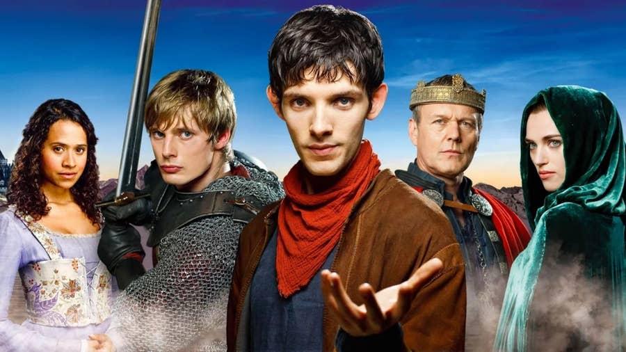 Merlin (2008 - 2012)