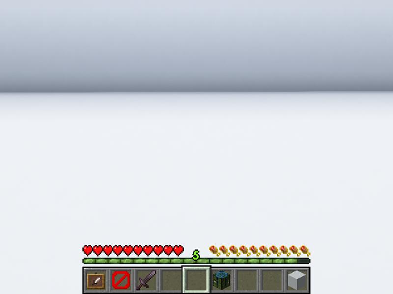 appleskin forge mod minecraft