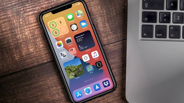 How to Create and Use Widgets on an iPhone